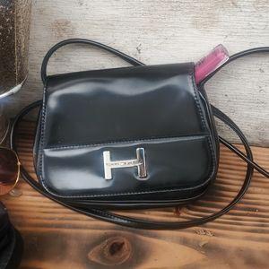 Tommy Hilfiger Genuine Leather crossbody bag